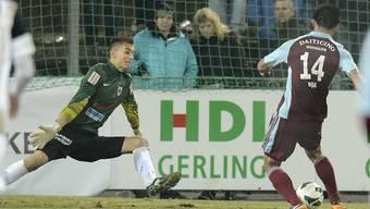 FC Aarau verliert gegen AC Bellinzona