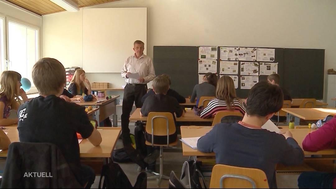 Neues Lohnsystem: 70 Millionen Franken mehr für Aargauer Lehrpersonen