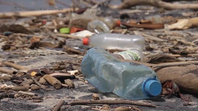 Knapp 100 Kilo Plastikverbrauch pro Kopf