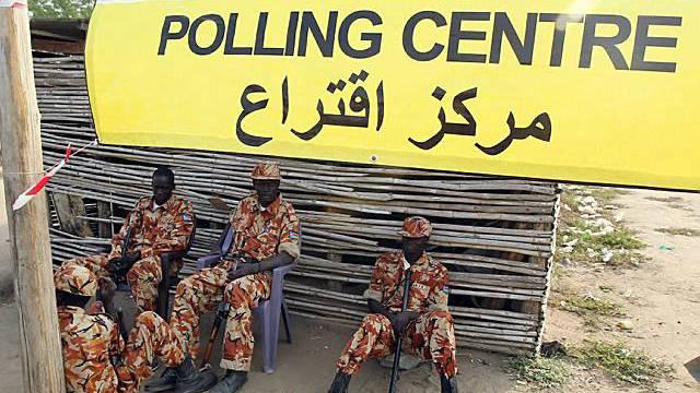 Eine Woche lang konnten die Sudanesen iher Stimme abgeben