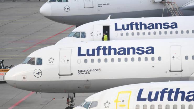 Lufthansa ist wieder die grösste Fluggesellschaft Europas - auch dank der Insolvenz von Air Berlin.