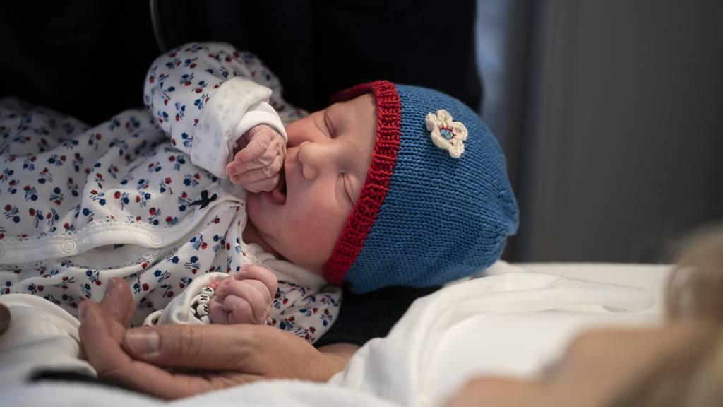 Berner Inselspital meldet Geburt von Vierlingen
