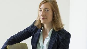 """Die Schriftstellerin und Theaterautorin Ruth Schweikert wird mit dem diesjährigen ZKB Schillerpreis geehrt - für ihr Buch """"Tage wie Hunde"""", mit dem sie ihre Krebserkrankung verarbeitet. (Archivbild)"""