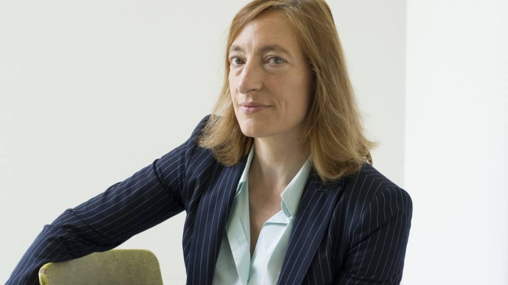 Die Schriftstellerin und Theaterautorin Ruth Schweikert wird mit dem diesjährigen ZKB Schillerpreis geehrt - für ihr Buch «Tage wie Hunde», mit dem sie ihre Krebserkrankung verarbeitet. (Archivbild)