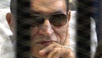 Was passiert mit seinen Geldern? Husni Mubarak (Archiv)