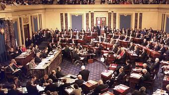 Blick in den US-Senat (Archiv)