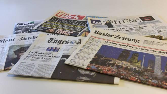 Die andere Wochenschau zu den Basler Medien zeigt, dass das Vertrauensverhältnis nachhaltig gestört ist. Das ist schlecht für alle. Foto: Juri Junkov