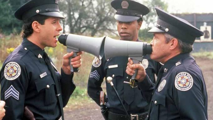 Police Academy 4 - Und jetzt gehts rund