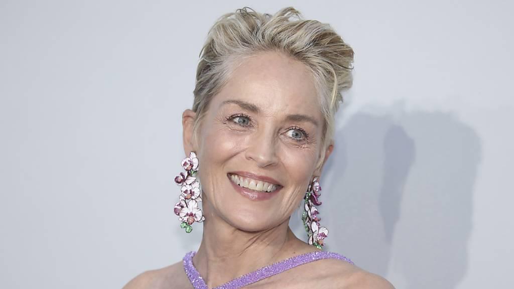 Sharon Stone erhält höchste Auszeichnung des Zurich Film Festivals