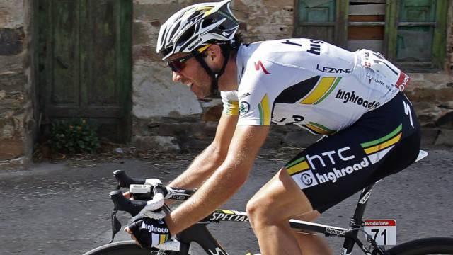 Das neue Team von Michael Albasini ist bekannt.