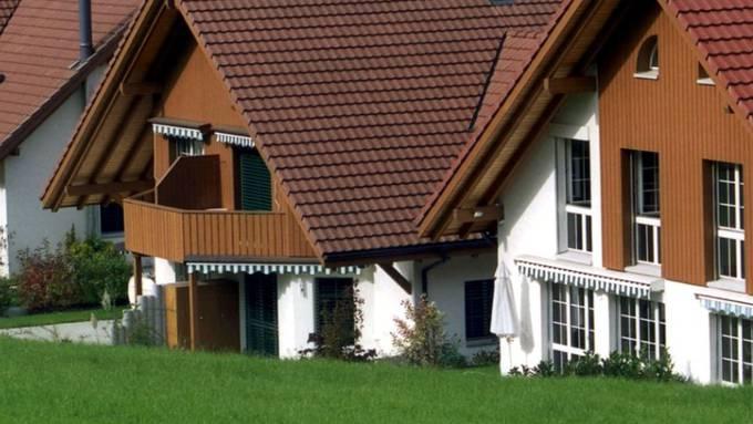 Die Besteuerung der Eigenmietwerte im Kanton Aargau ist nicht verfassungskonform geregelt. Zu diesem Urteil kommt das Aargauer Verwaltungsgericht. (Symbolbild)