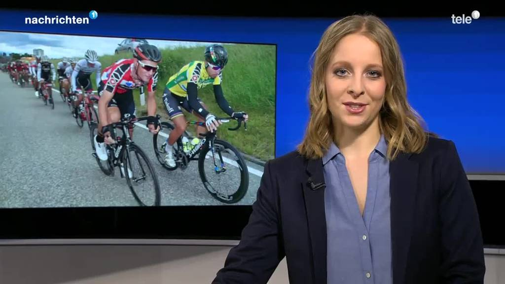 Tour de Suisse in Einsiedeln
