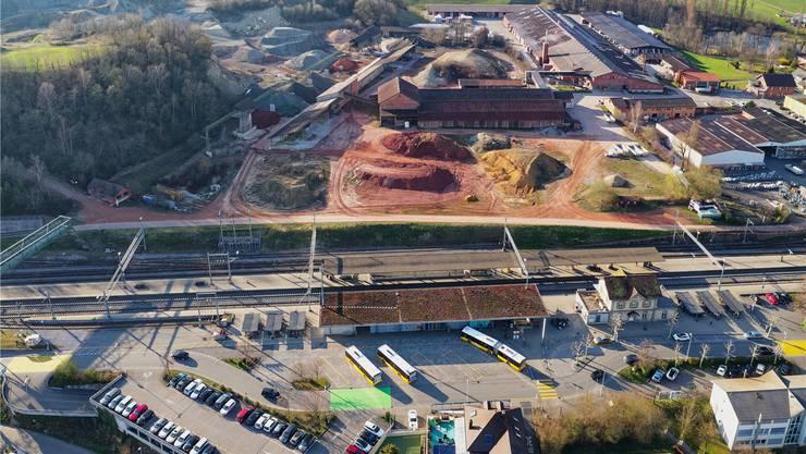 Die Gemeinden Frick und Gipf-Oberfrick suchen immer noch nach einer umsetzbaren Lösung für die Norderschliessung des Bahnhofs Frick.