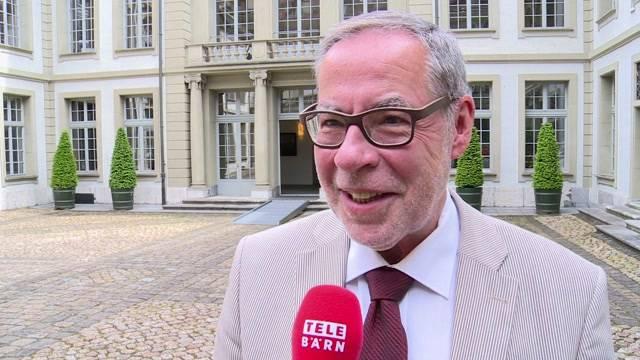 Sieg für Stadtpräsident Tschäppät