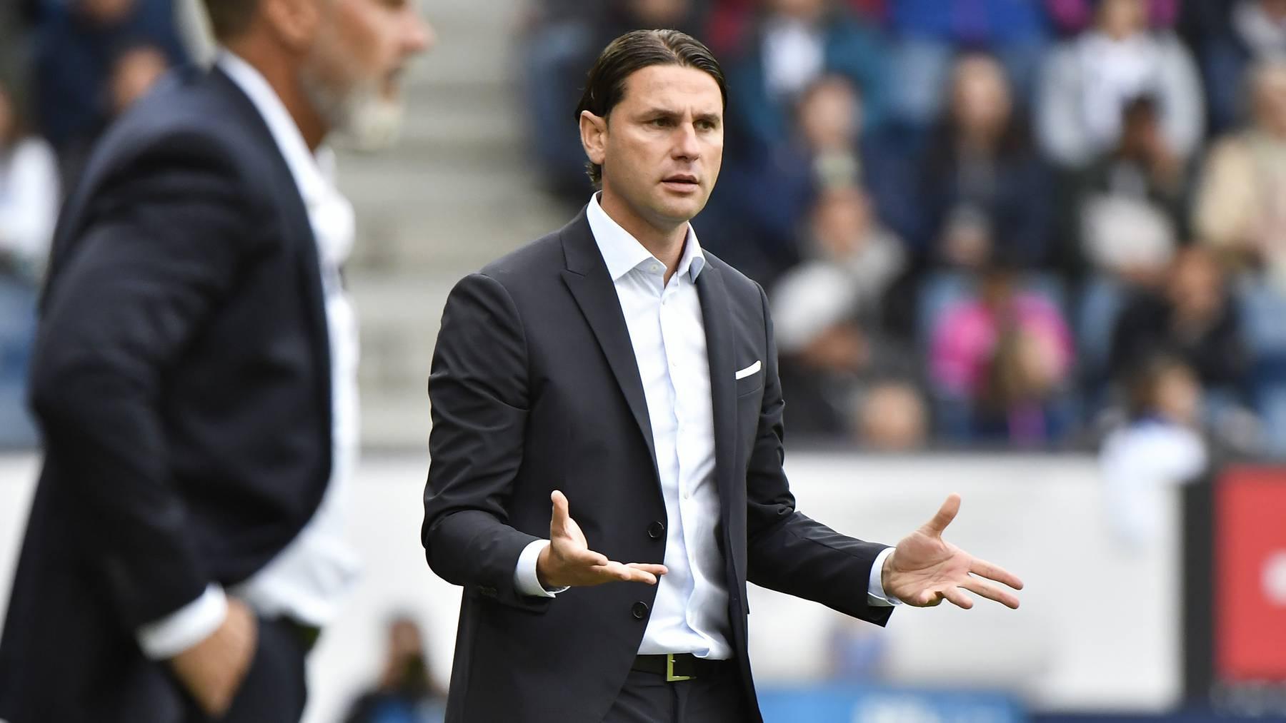 FC Luzern verliert gegen die Young Boys
