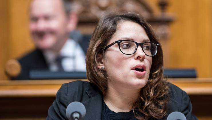 SP-Nationalrätin Mattea Meyer stört sich daran, dass der Sport gegenüber den Sans-Papiers eine bessere Lobby hat und deswegen viel Geld bekommt. (Bild: Keystone)