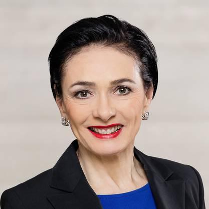 Aargau: Marianne Binder-Keller (neu), CVP.