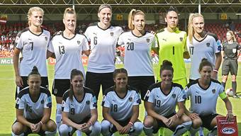 Das österreichische Frauen-Team überrascht an der EM weiter - 1:1 gegen Frankreich