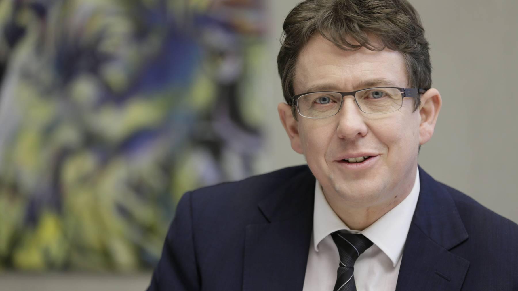 SVP-Parteipräsident Rösti tritt im Frühling ab