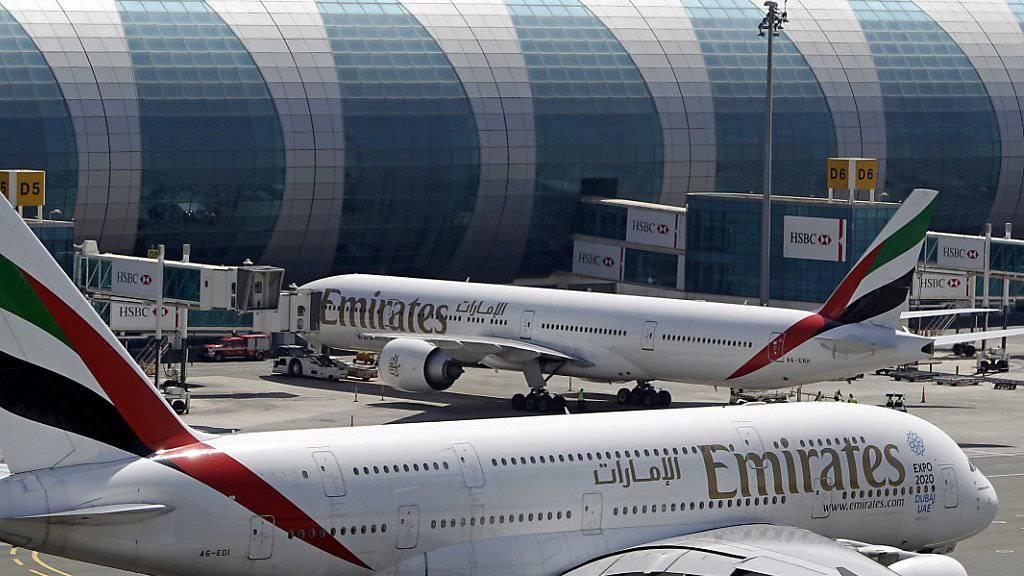 Die Airline Emirates hat zuletzt den europäischen Fluggesellschaften das Leben schwer gemacht. Doch auch die Golfstaaten-Airline hat mit dem Preisdruck zu kämpfen.