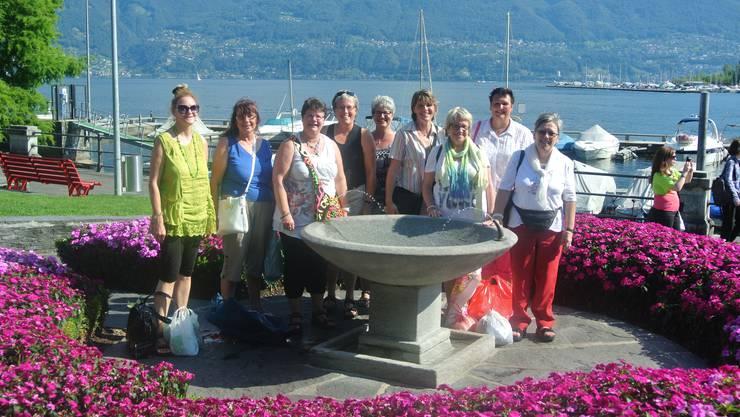 Vereinsreise Locarno 2013