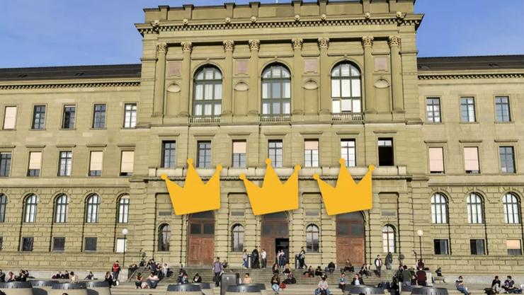 Ein Mobbing-Fall an der ETH Zürich lässt aufhorchen. Es zeigt sich: Professoren sind kleine Könige.