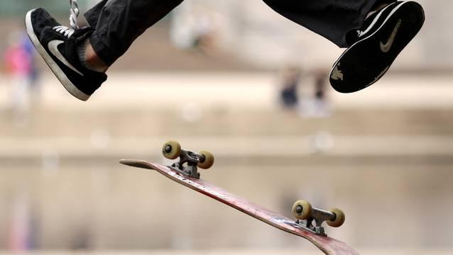 Die Geräusche der Skateboards seien zwar in geringer Lautstärke wahrnehmbar, allerdings nur auf dem Balkon. (Symbolbild)
