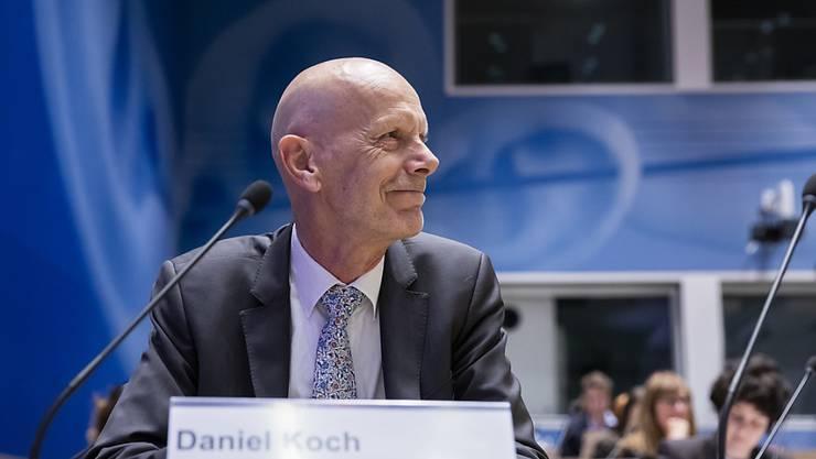 Daniel Koch, der frühere Delegierte des BAG für Covid-19, will nun der SLRG helfen, Ertrinkungsunfälle zu verhindern. (Archivbild)