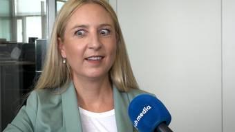 Ja, die Auswahl war ziemlich anspruchsvoll: Wofür entschied sich glp-Kandidatin Katja Christ?