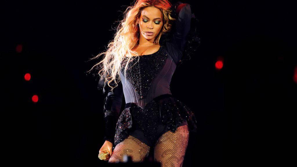 Aufregung im Bienenstock: «Queen Bee» Beyoncé hat bei einem Konzert geniest - ganz zum Verzücken ihrer Fans. (Archiv)