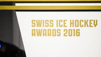 In Bern wurden die Hockey-Awards der Saison 2015/16 vergeben
