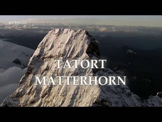 Erstbesteigung des Matterhorns im Juli 1865