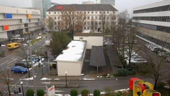 Der Brown-Boveri-Platz
