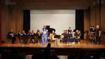 Das Zauberschloss war eine Vorstellung der Musikschule Mümliswil-Ramiswil