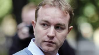 Tom Hayes vor dem Gericht in London: dem Ex-UBS-Händler droht eine lange Gefängnisstrafe. (Archiv)