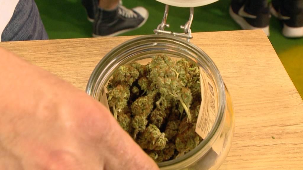 Bern versucht erneut, Cannabis-Projekt zu starten