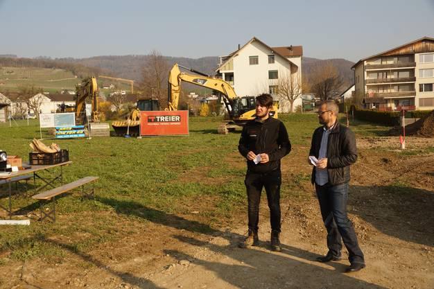 """Hierentstehen 26 neue Eigentumswohnungen mit dem Namen """"MFH Felice""""."""