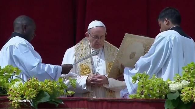 Papst Franziskus trifft den SC Zollikon!