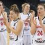 Die Schweizer Basketballerinnen haben zahlreiche Absenzen zu beklagen (Archivbild)