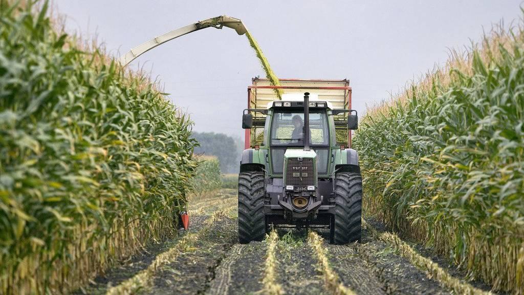 Die Agrarinitiative verliert an Zustimmung