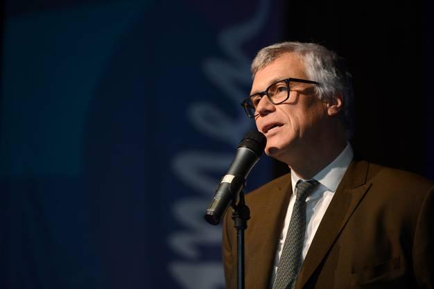 Festivalchef Markus Muffler.