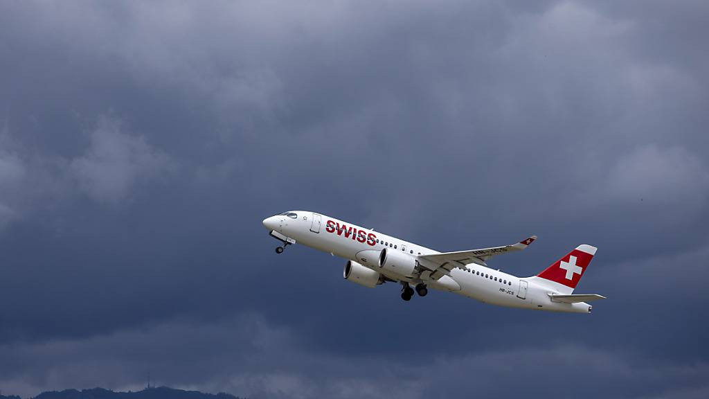 Die Swiss will ab Sonntag wieder nach Tel Aviv abheben. (Symbolbild)