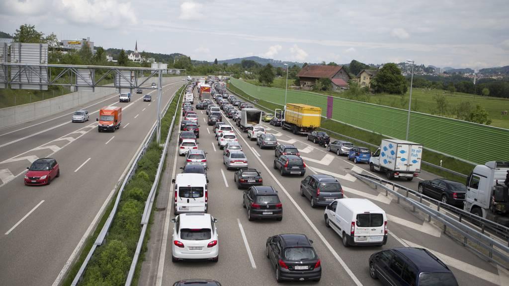 Droht St.Gallen der Verkehrskollaps?