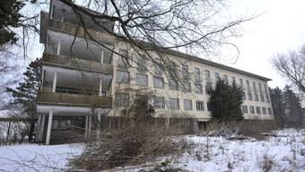 Auf dem Areal des alten Spitals Grenchen sind Alterswohnungen geplant