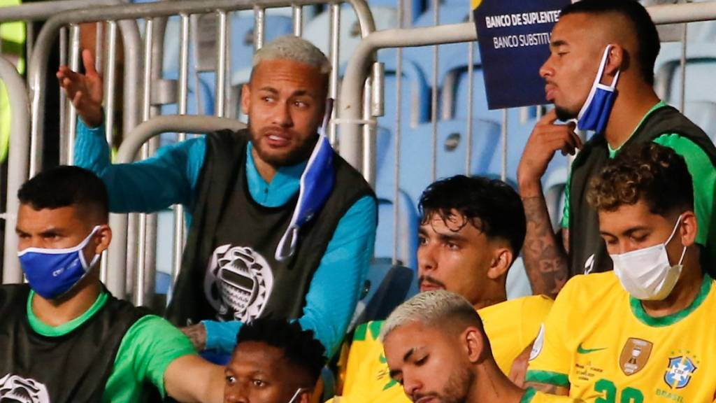 Brasilien beendet Vorrunde mit Remis gegen Ecuador