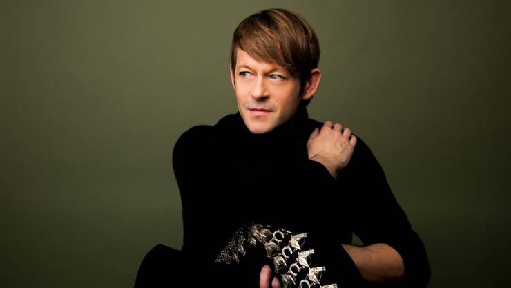 Michael von der Heide ist begeistert von seinem jüngsten Album «Rio Amden Amsterdam».