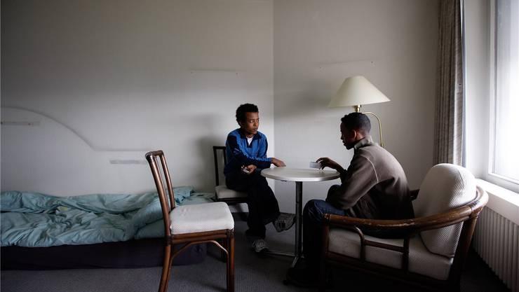 Weil Asylplätze in den Gemeinden rar sind, werden im Raum Lenzburg regionale Lösungen gesucht.