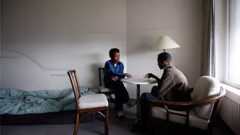 Der Kanton sucht seit Monaten geeignete Mietwohnungen, um Asylbewerber unterzubringen.