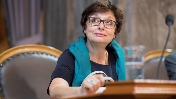 Anita Fetz (61), Ständerätin, Basel-Stadt. KEYSTONE