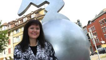 Christine Kern freut sich auf die Kabarett-Tage